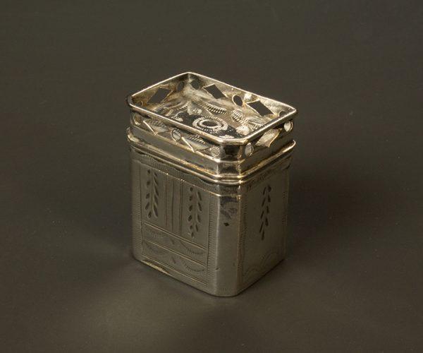 zilver 19de eeuw