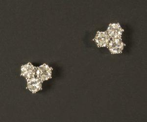 Oorstekers met drie kristallen2